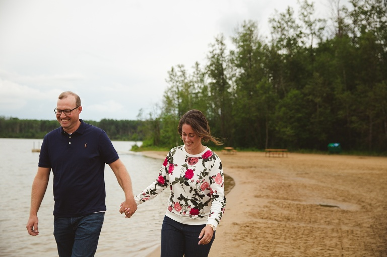 Amara Dirks Photo - Westlock County Engagement Photographer