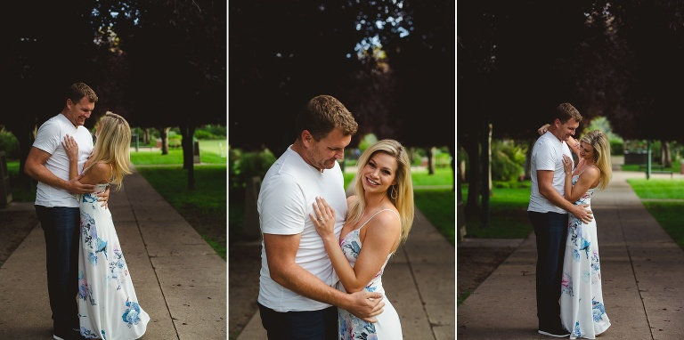 Amara Dirks Photo - Yeg Engagement Photographer