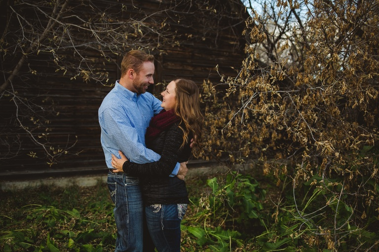 Amara Dirks Photo - Sturgeon County Engagement Photographer