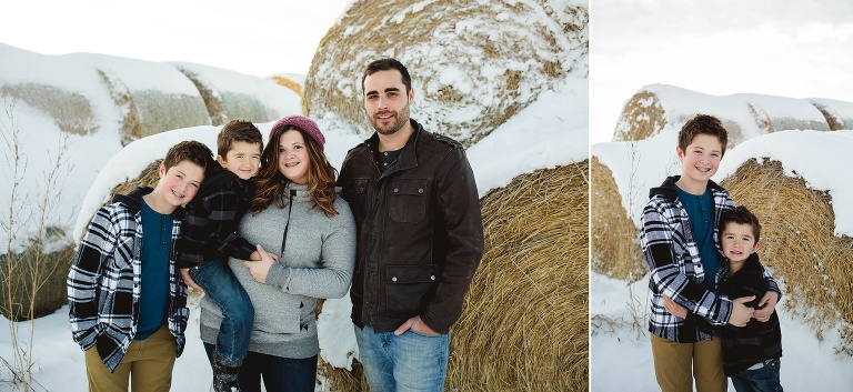 Amara Dirks Photo - Westlock County Family Photographer