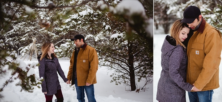 Amara Dirks Photo - Alberta Engagement Photographer